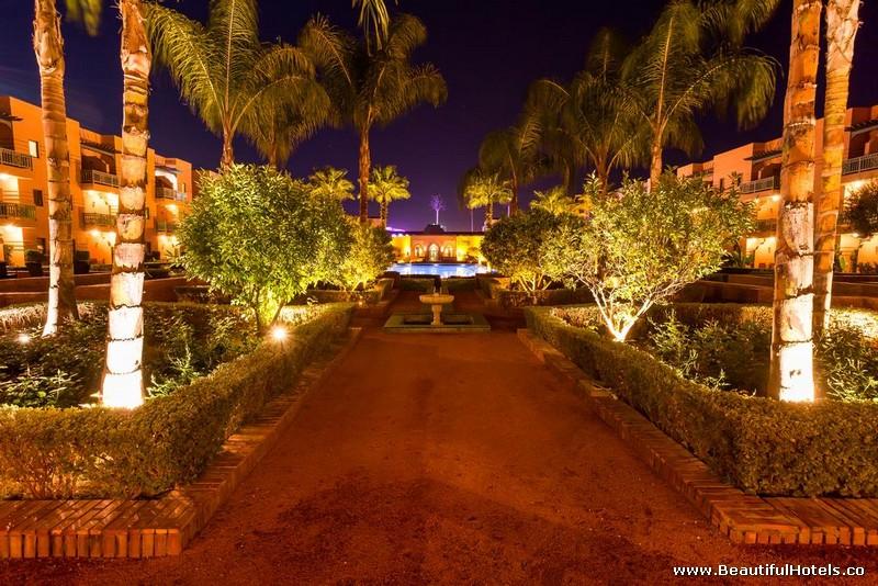 Beautiful hotels les jardins de l agdal hotel spa - Les jardins de l agdal hotel spa ...